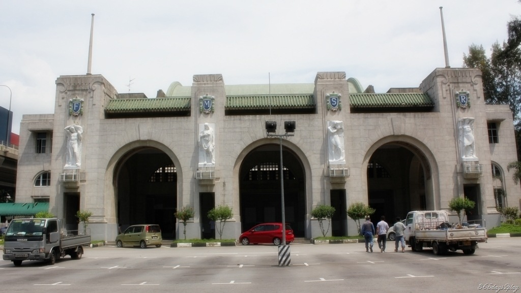 TANJONG PAGAR RAILWAY STATION | 365days2play Lifestyle, Food and Travel