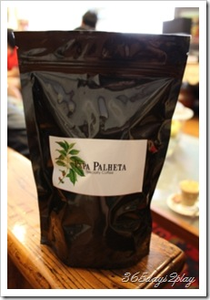 Papa Palheta 250gm coffee beans