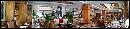 Afternoon Tea at Regent Hotel - View of the main seating area