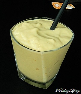Damn Thick Mango Smoothie