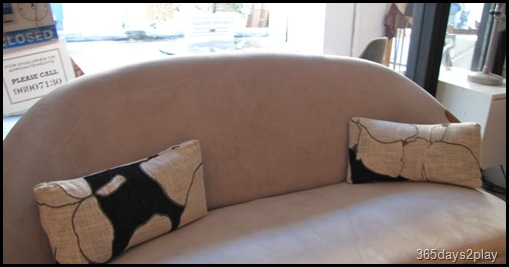 A Thousand Tales sofa