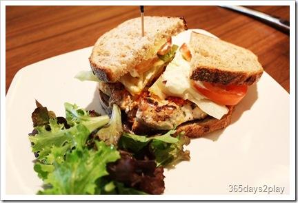 Cedele Seabass Sandwich