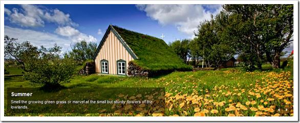 Icelandic Summer