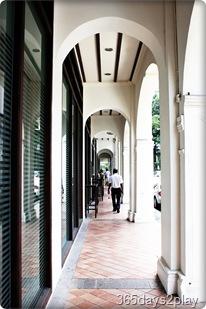 Purvis Street Corridor View