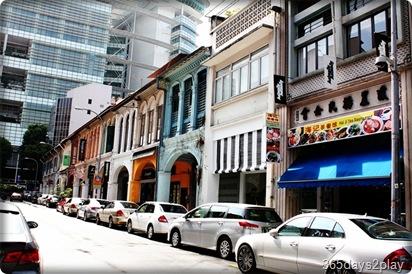 Purvis Street Shophouses