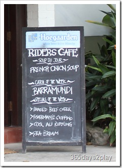 ridercafesignboard - Riders Cafe Sign Board