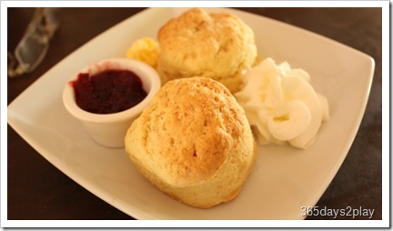 RidersCafe - Tea Scones