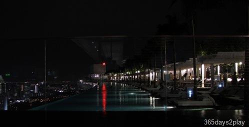 SkyPark Infinity Pool