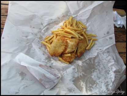 Mangonui Fish and Chips
