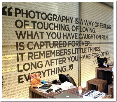 Room Photography motto