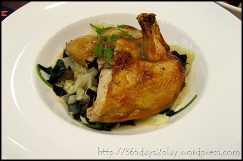 Chef Daniel's Kitchen - Oven Baked Spring Chicken
