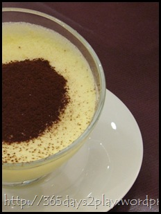 Chef Daniel's Kitchen - Tiramisu