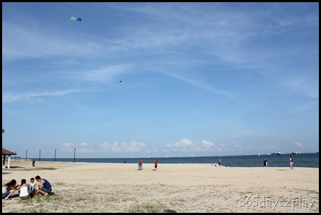 Kite Flying at East Coast Park