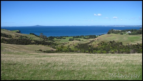Shakespear Park - Views from the peak (3)