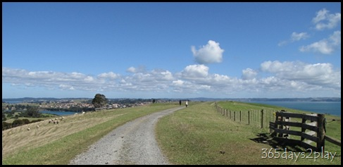 Shakespear Park - Views from the peak (6)