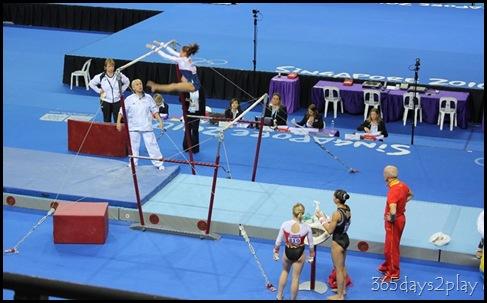 YOG Gym WQ1 - Sophia Serseri