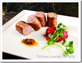 Salta - Grilled Pork Sausages