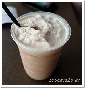 Scoop of Art - Ice Blended Coffee