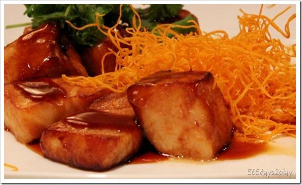 Mandarin Oriental - Fillet of Cod (2)