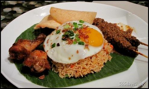 MBS Rise Restaurant -Nasi Goreng