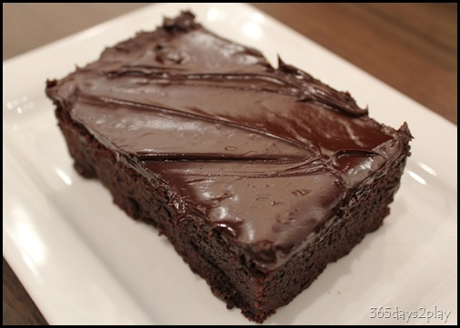 Shots Cafe - Chocolate Fudge Brownie (2)