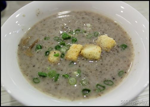 ToTT - Mushroom Soup