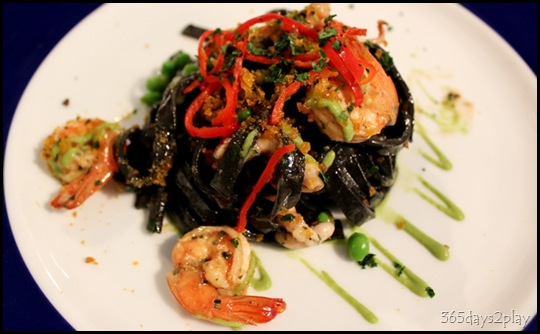 Cugini - Squid Ink Fettucine