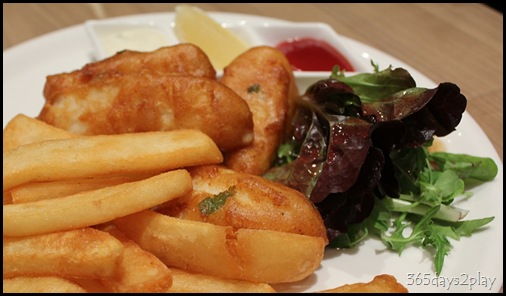 Double Bay -  Fish and Chips