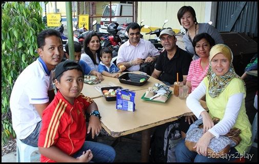 Kluang Railway Station - Diners (2)