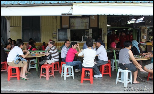 Kluang Railway Station - Diners