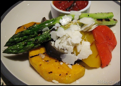 Aerins Grilled Veges
