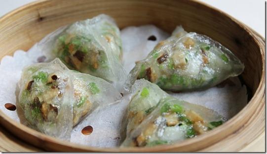 Lei Garden Crystal Dumpling