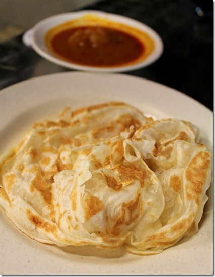 Mr Teh Tarik Plain Prata (2)