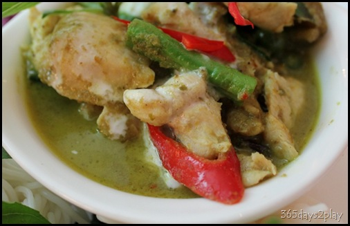 Thai Thai Green Curry