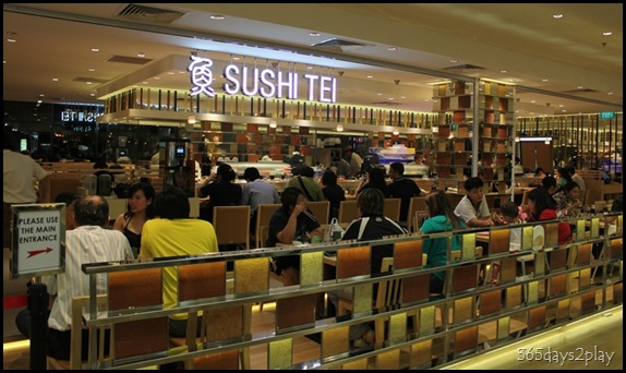 Bedok Point Sushi Tei