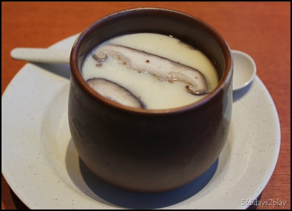 Bedok Point Sushi Tei Chawan Mushi