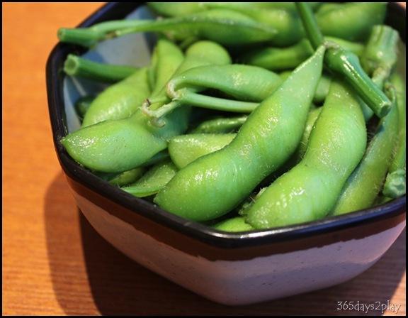 Bedok Point Sushi Tei Edamame Beans
