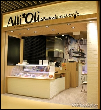 Alli Oli Spanish Deli & Cafe