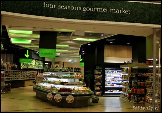 Four Seasons Gourmet Market