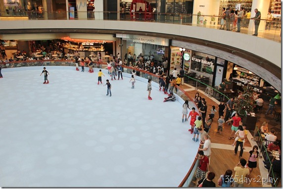 Marina Bay Sands Mall Skating Rink (3)