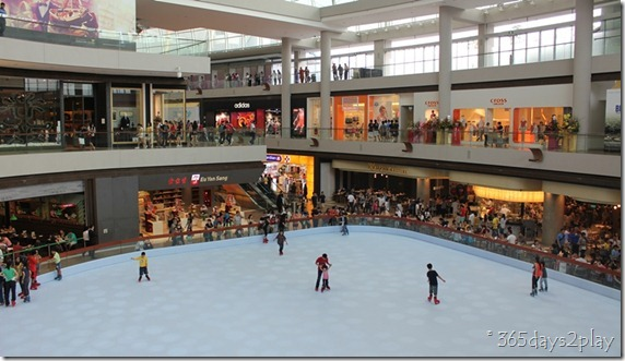Marina Bay Sands Mall Skating Rink (5)