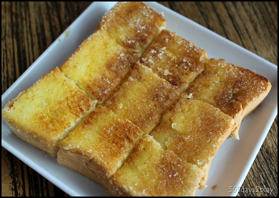 ToastBox Thick Toast with Butter and Sugar